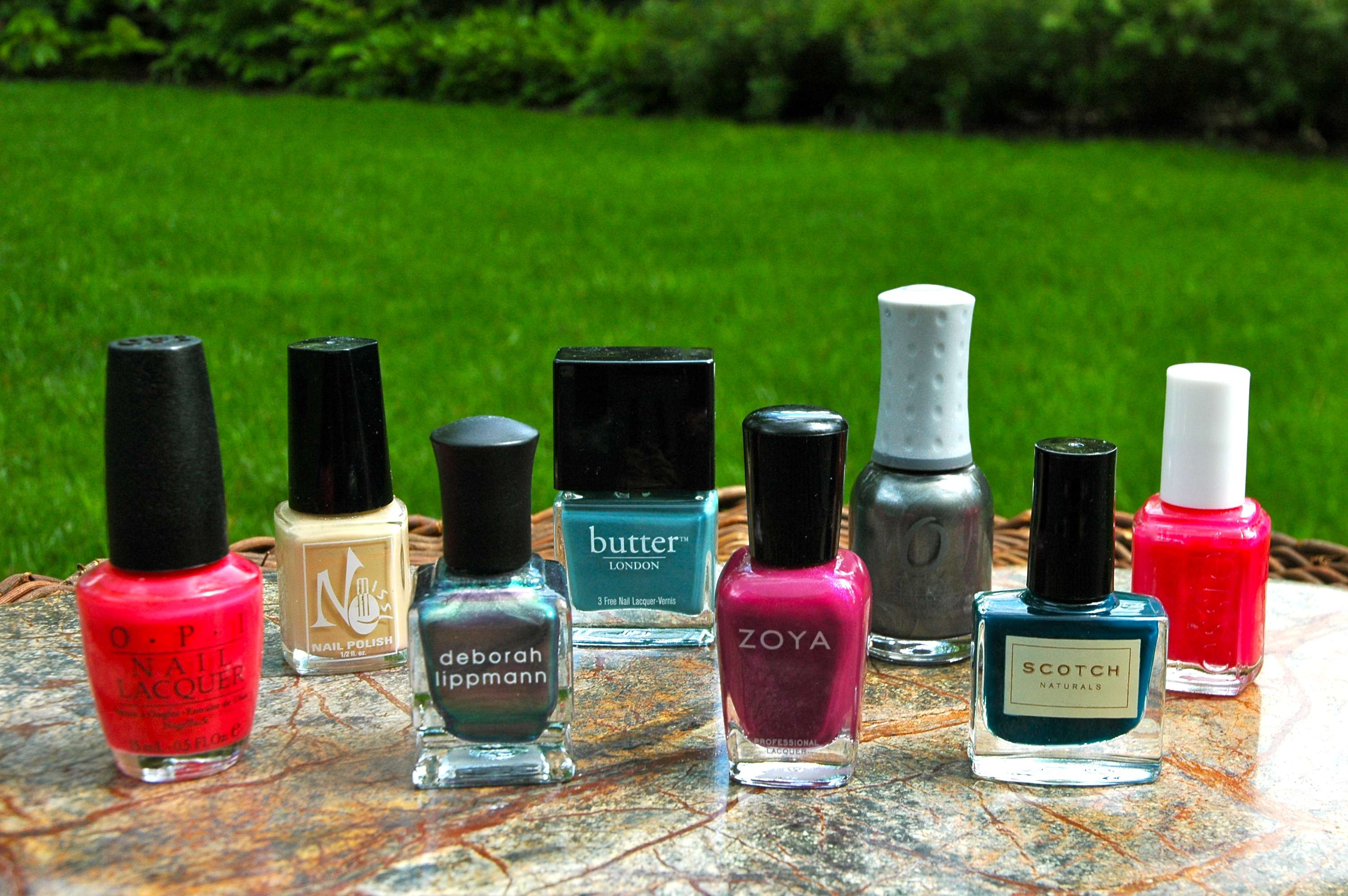 Safe Nail Polishes For Pregnant Women